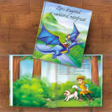 """Carte de povești """"Zoro dragonul și cavalerul neînfricat"""""""