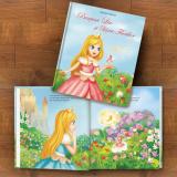 """Carte de povești """"Prințesa Lia și Zâna Florilor"""""""